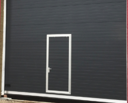 Vartu durvis