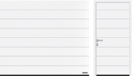 M reivojums (LPU 67 Thermo, LPU 42, LTE 42), augstas noturības baltā krāsa RAL 9016