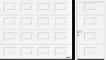 Pildiņš (LPU 42, LTE 42), augstas noturības baltā krāsa RAL 9016