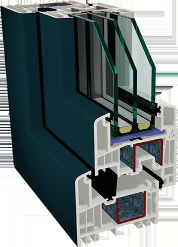 PVC logi gealan 9000